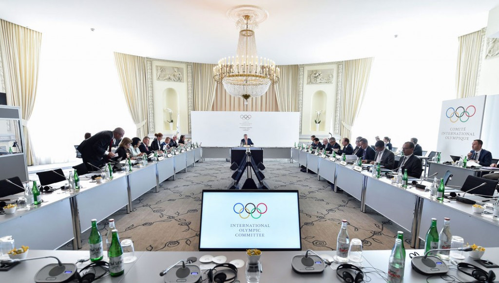 Five sports were proposed by the IOC Executive Board ©ITG