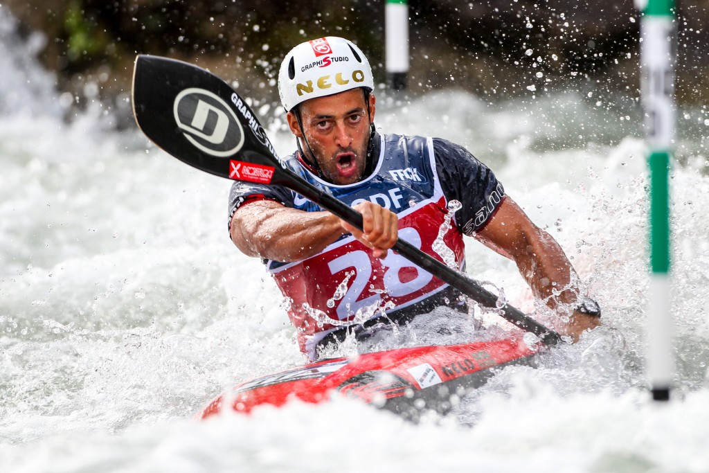 Olympic champion Molmenti heads field at first ICF Canoe Slalom World Cup of year