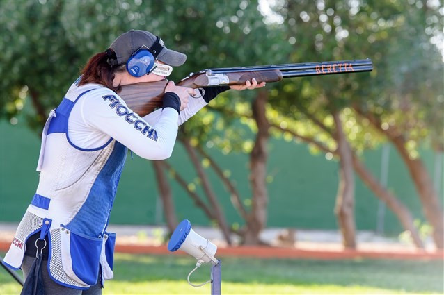 Perilli sisters to lead San Marino challenge at home ISSF World Cup