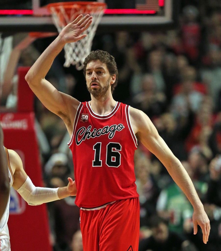 Basketball superstar Pau Gasol is one athlete who has said he may not compete at Rio 2016 due to Zika fears ©Getty Images