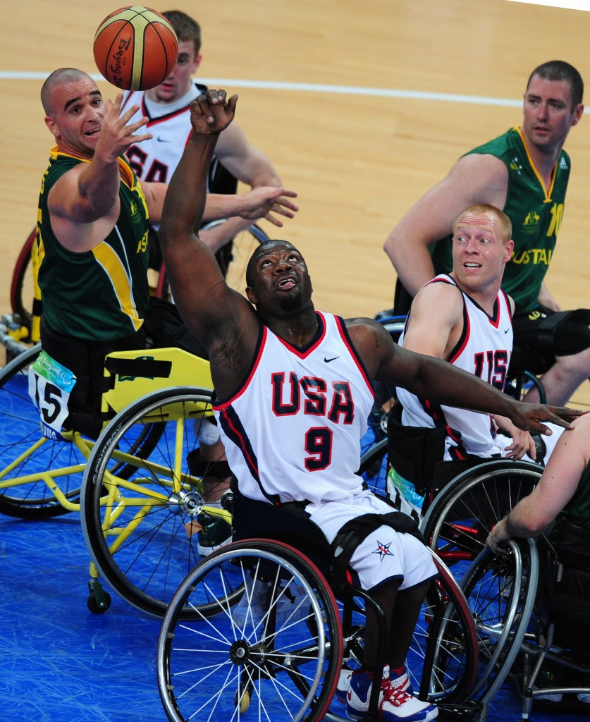United States name 12-man wheelchair basketball squad for Rio 2016 Paralympics