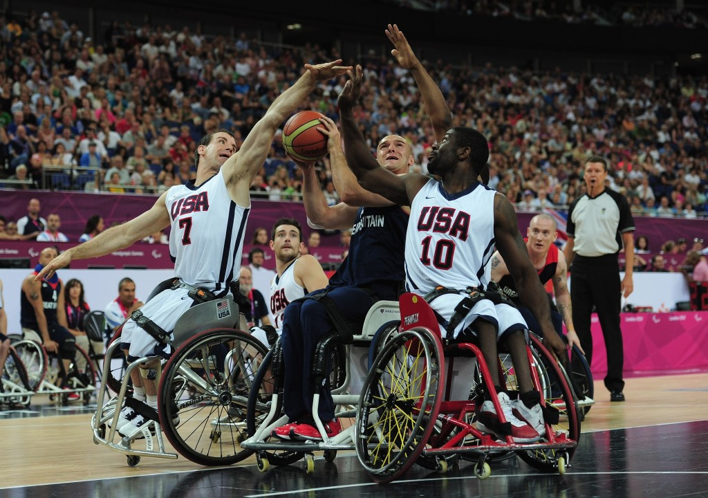 The United States will hope to improve on their bronze medal from London 2012