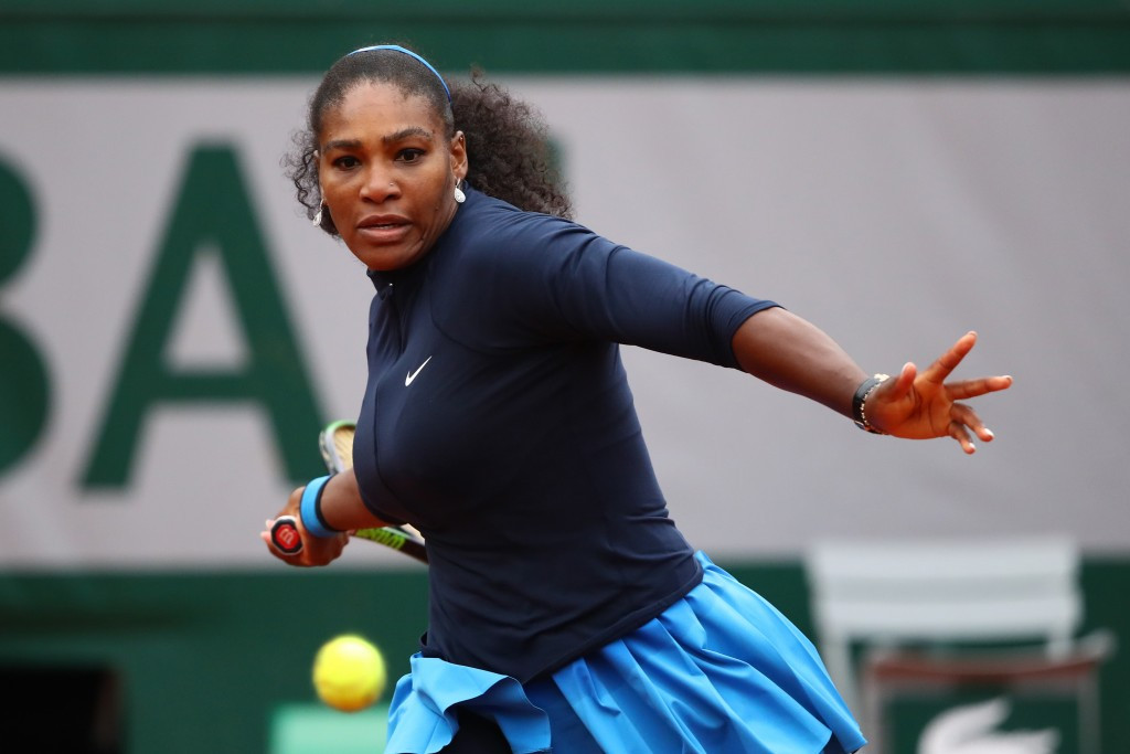 Tennis star Williams hits out at inequality and urges focus to be on achievements not gender