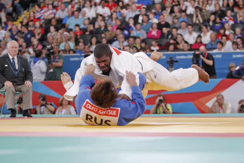 Walsall set to host Rio 2016 dress rehearsal at Visually Impaired Judo Grand Prix
