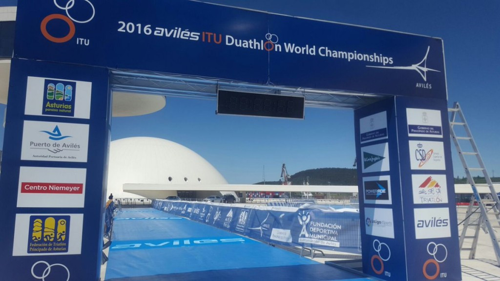 Martín looks to earn back-to-back titles at ITU Duathlon World Championships