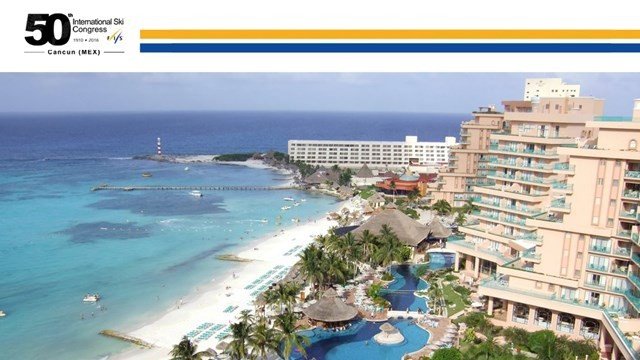 The 50th International Ski Congress is scheduled to begin in Mexican city Cancun tomorrow ©FIS