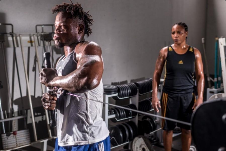 Popole Misenga and Yolande Mabika will each compete in judo at Rio 2016 ©Rio 2016/Alex Ferro
