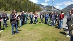 Hochfilzen hosts World Broadcaster Meeting ahead of 2017 IBU World Championships