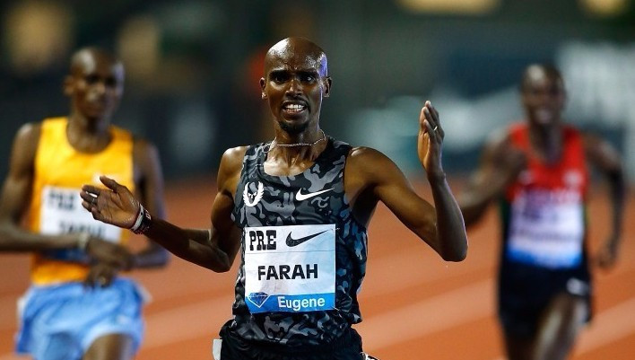 Farah and Rutherford among seven Olympic champions in Birmingham Diamond League fine-tuning for Rio 2016
