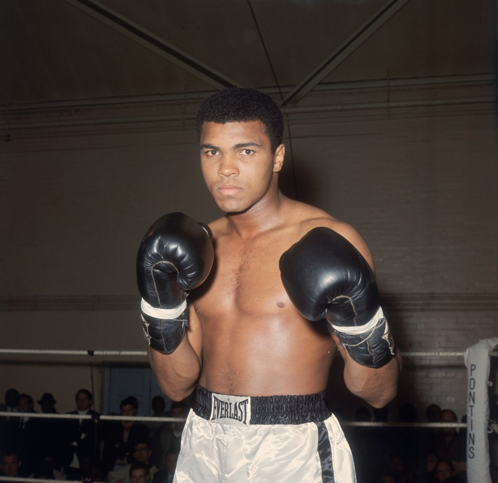 Tributes have poured in for boxing legend Muhammad Ali ©Getty Images