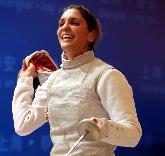 Errigo tops women's foil world rankings after Shanghai Grand Prix success