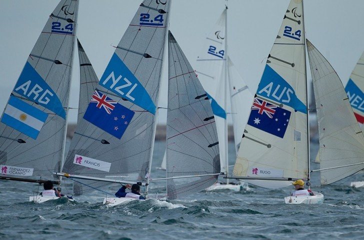 Sailing and 7-a-side football's slim chances of Paralympic reinstatement ended by IPC
