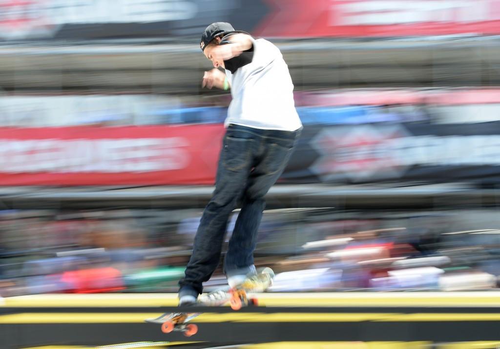 Decenzo earns skateboard street title at Austin X Games