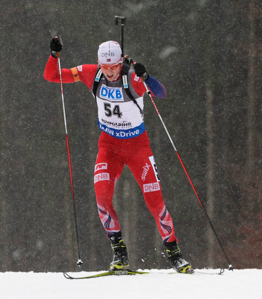 Former Biathlon World Championship gold medallist Os announces retirement