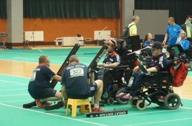 BISFed have moved to clarify the rule concerning the use of levels ahead of a busy year of boccia competition
