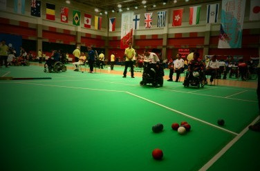 The 2016 Boccia World Individual Championships will take place in Beijing ©BISFed