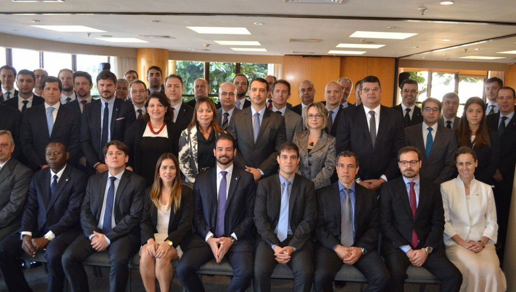 The Joint Integrity Intelligence Unit was announced at a workshop in Rio de Janeiro ©IOC
