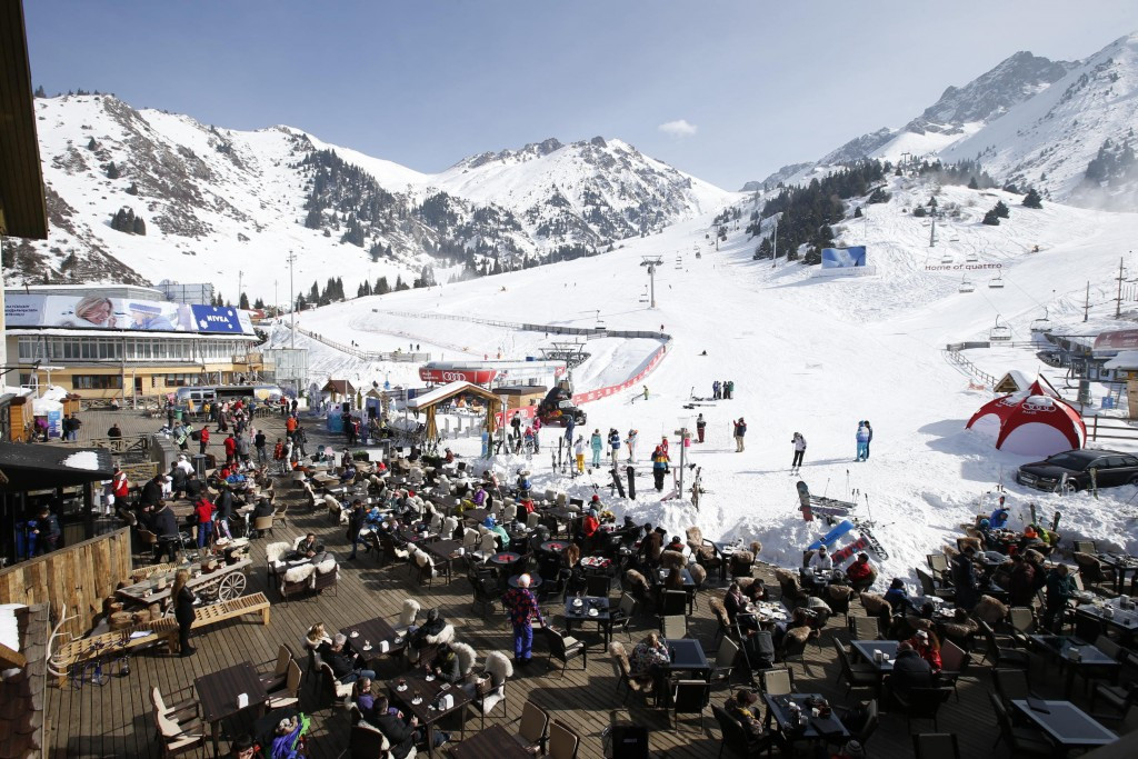 A winter identity and strong venue plan are considered the strengths of Almaty's bid ©Almaty 2022