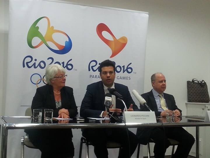 Brazilian Sports Minister says the funds needed to complete the Rio subway extension have not yet been released ©ITG
