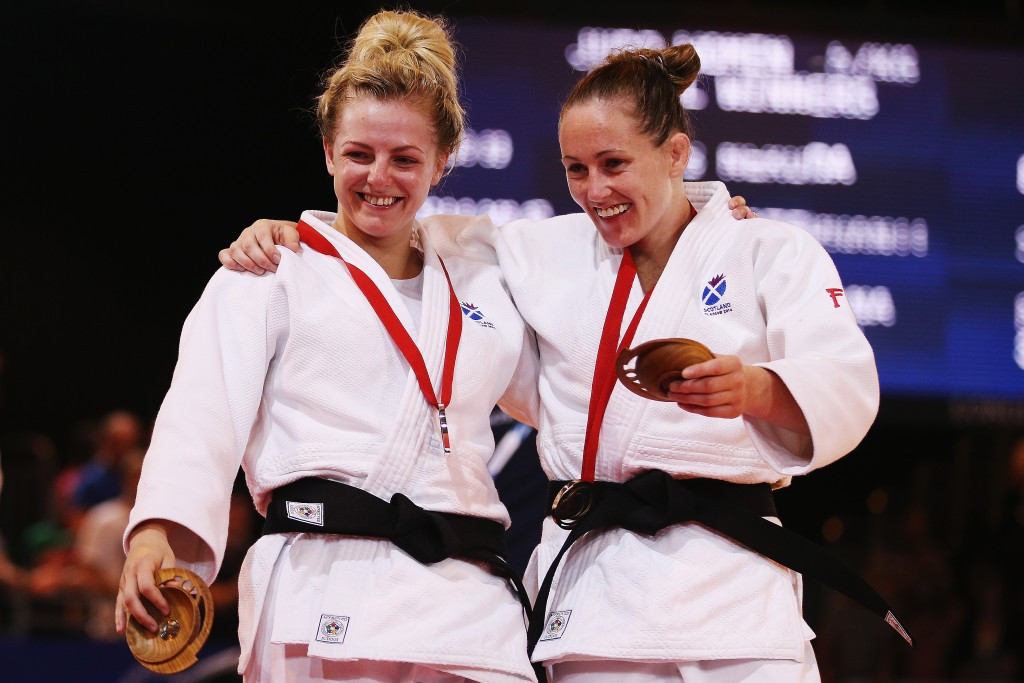 Commonwealth Games silver medal-winning judoka wakes from coma