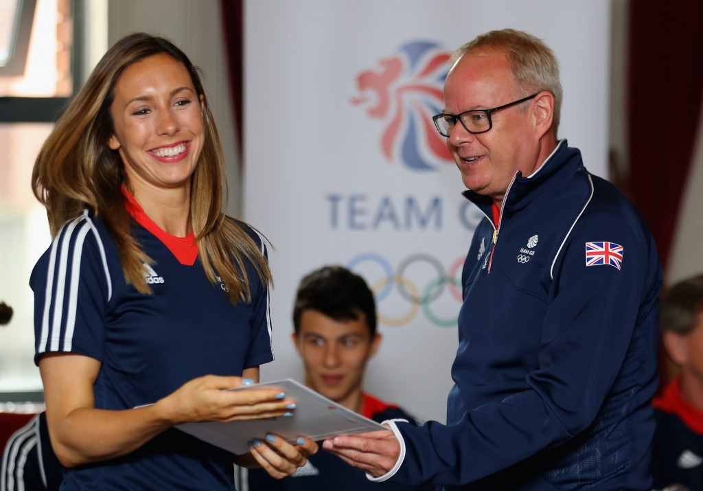 London 2012 silver medallist Murray named in Britain's four-strong modern pentathlon team for Rio 2016