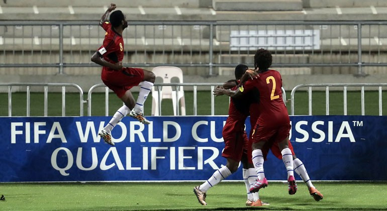 Papua New Guinea reached their first final for 43 years by beating the Solomon Islands