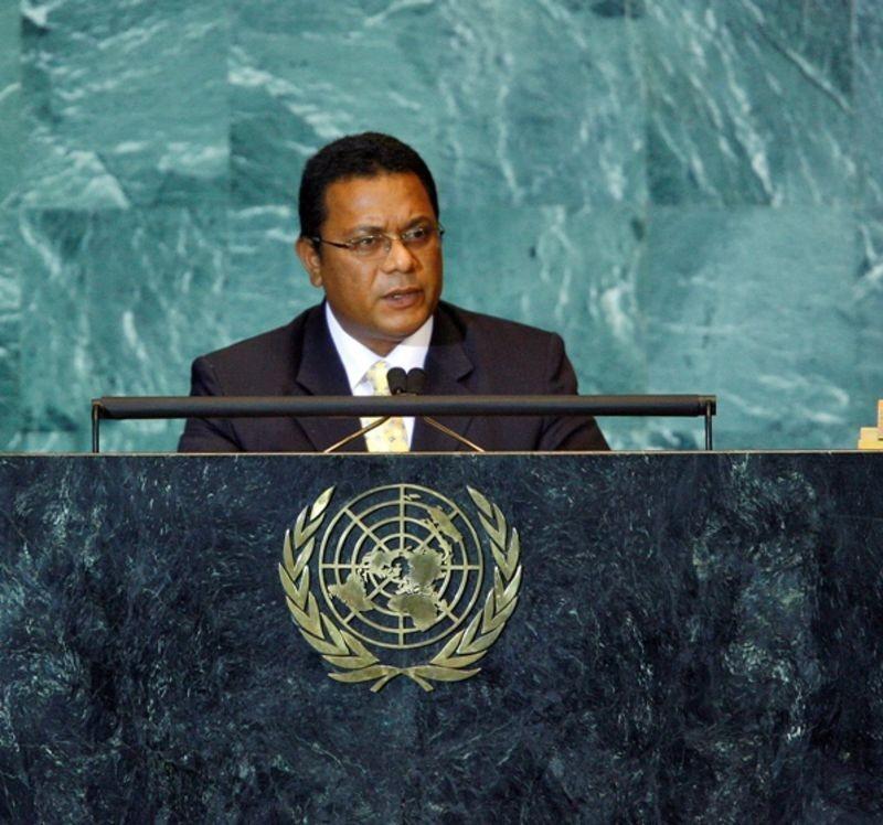Nauru's Stephen re-elected President of Oceania Weightlifting Federation
