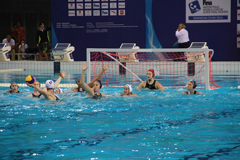 Defending champions United States edge Canada to secure second win at FINA Women's Water Polo World League Super Final