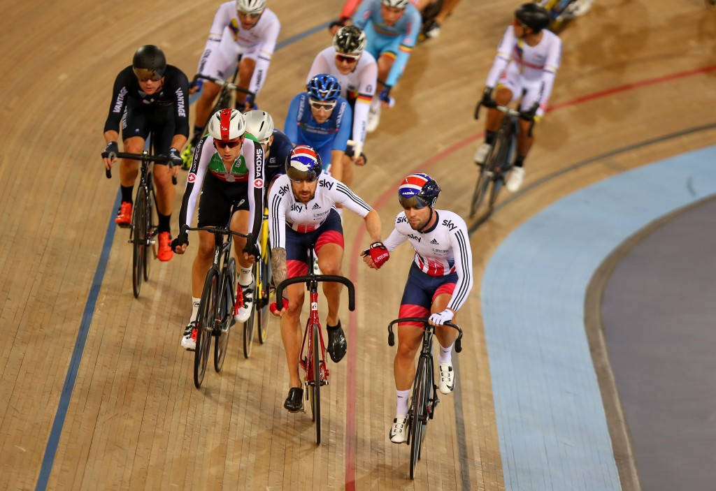 Madison is a popular event on the track cycling programme ©Getty Images