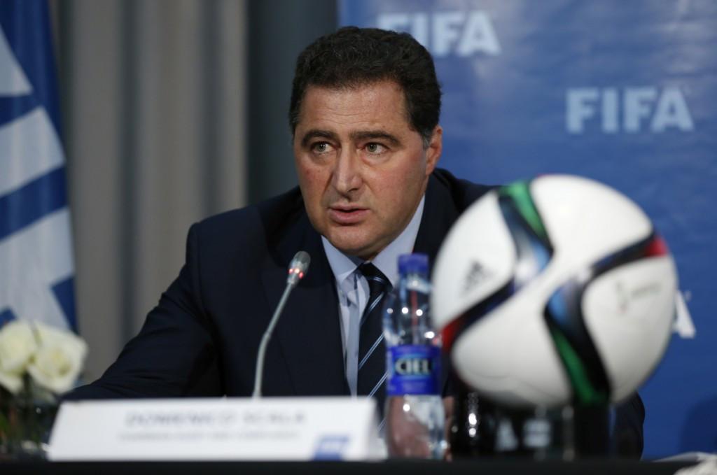 A row with Domenico Scala has overshadowed the start of Gianni Infantino's Presidency