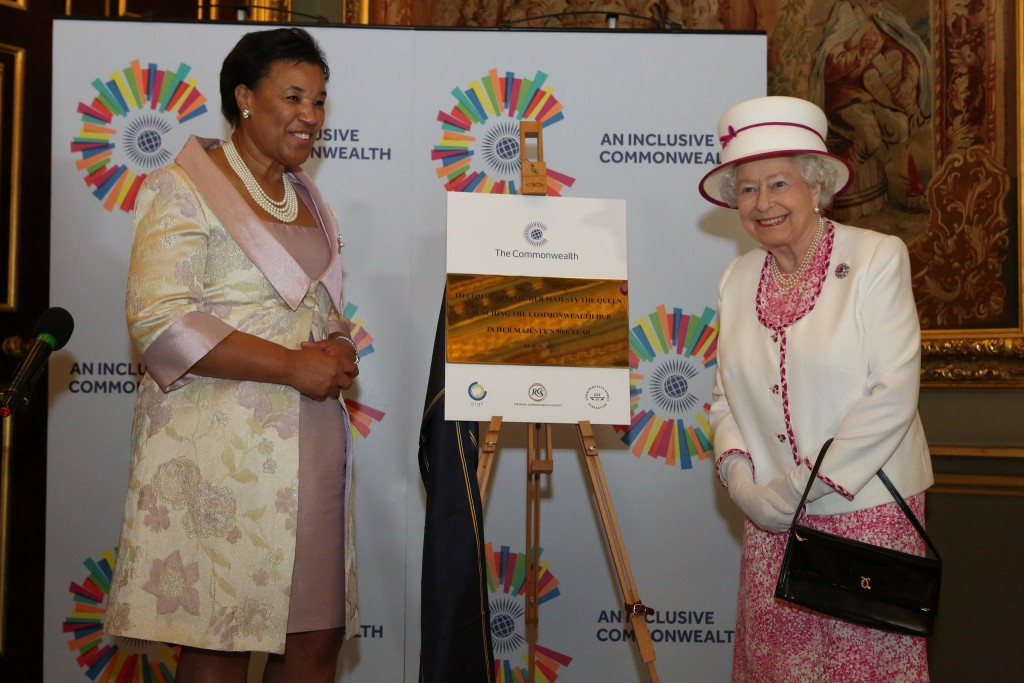The Queen launches new home of Commonwealth Games Federation