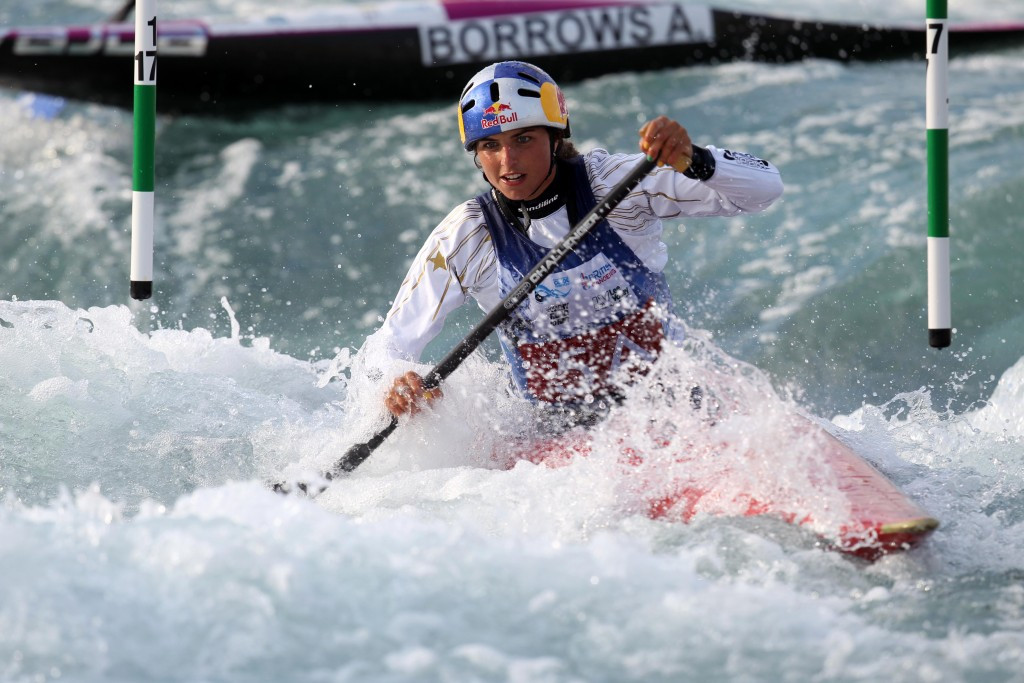 Fox aiming to continue good start to ICF Canoe Slalom World Cup season in La Seu d'Urgell