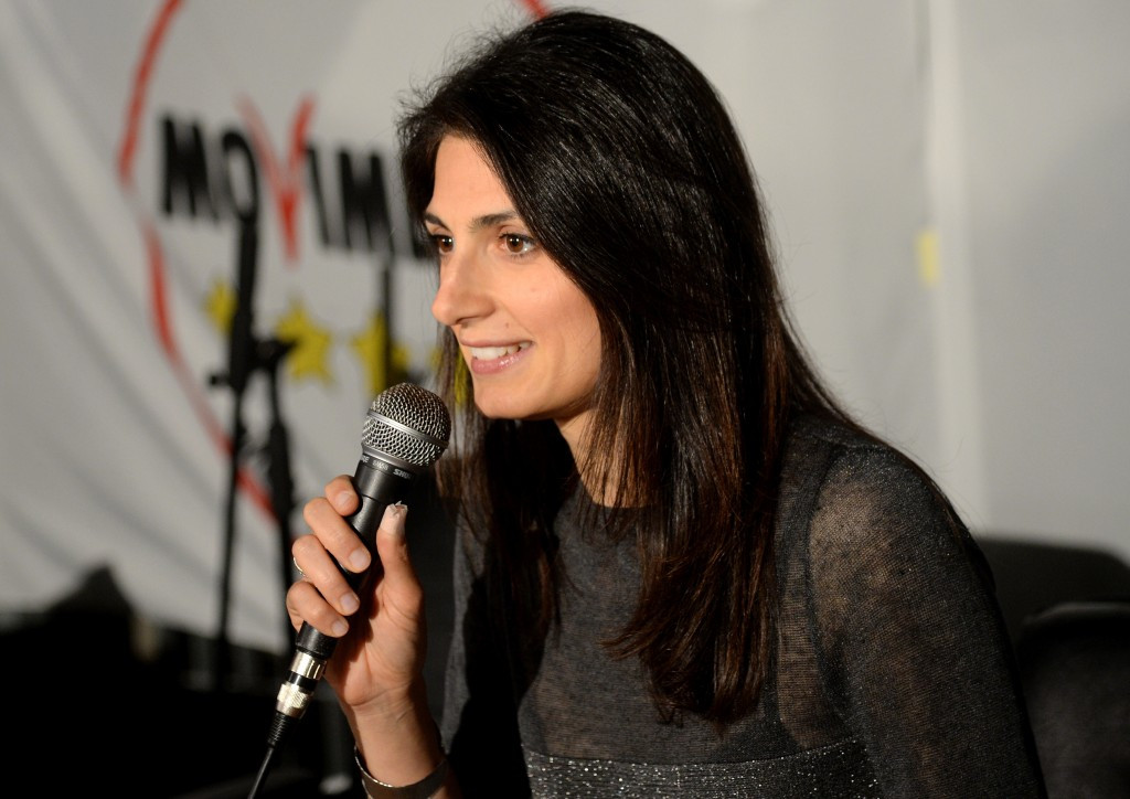 Virginia Raggi remains the favourite to become the next Mayor of Rome