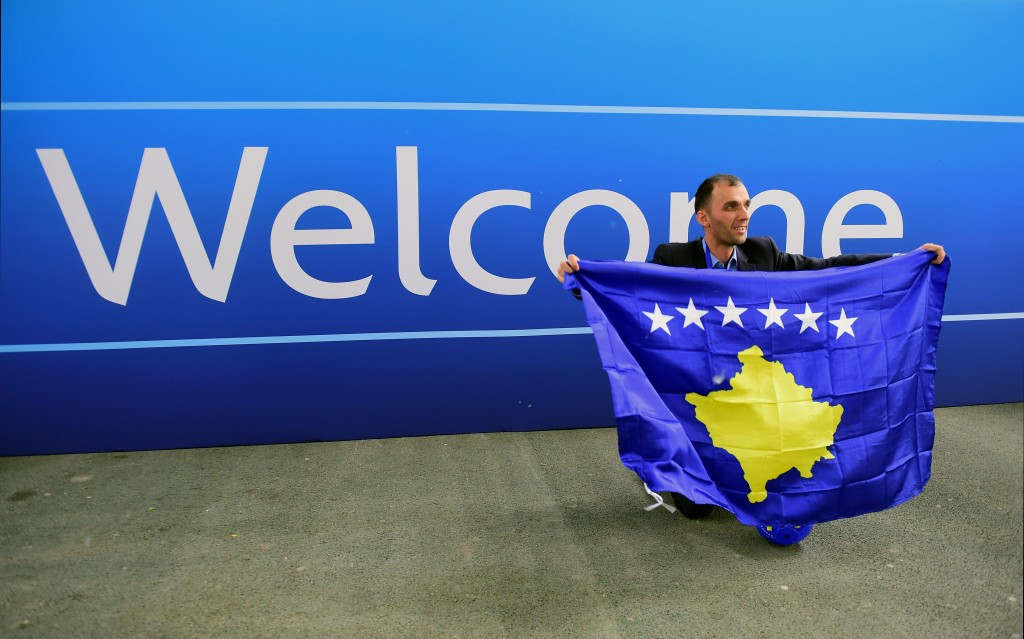 Kosovo and Gibraltar assigned to 2018 FIFA World Cup qualifying groups