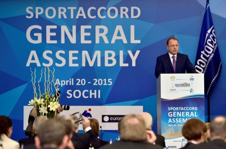 Marius Vizer resigned last week as President of SportAccord following a torrent of criticism ©SportAccord