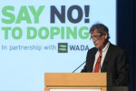 David Howman is to leave his position as chief executive of the World Anti-Doping Agency ©Getty Images