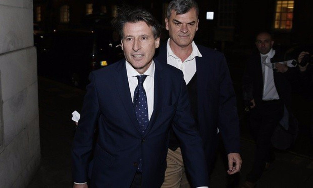 Sebastian Coe's former chief aide Nick Davies temporarily stood down from the IAAF in December after allegations he suggested delaying naming Russian athletes who had tested positive