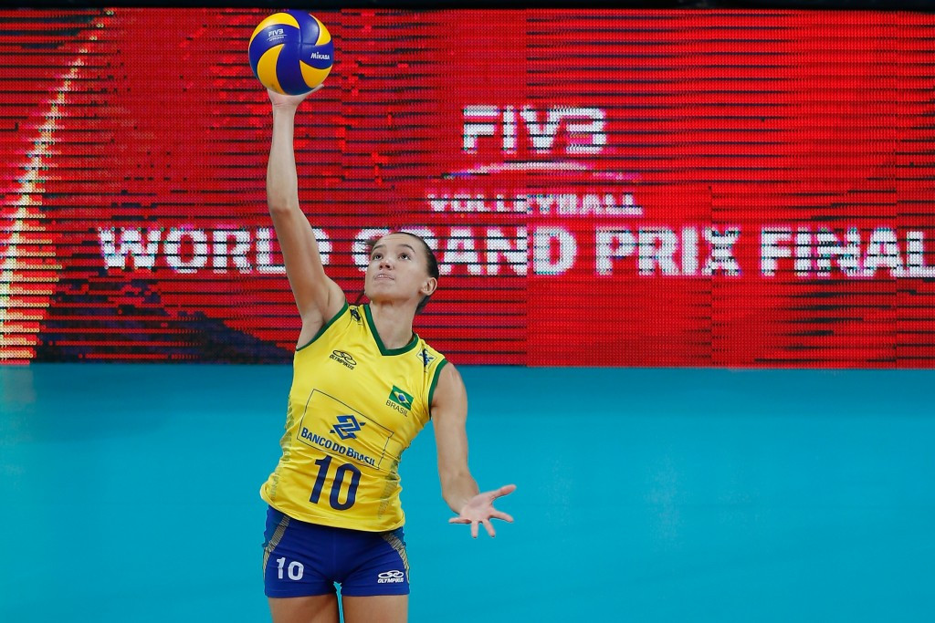 Brazil begin FIVB Grand Prix with victory in Rio