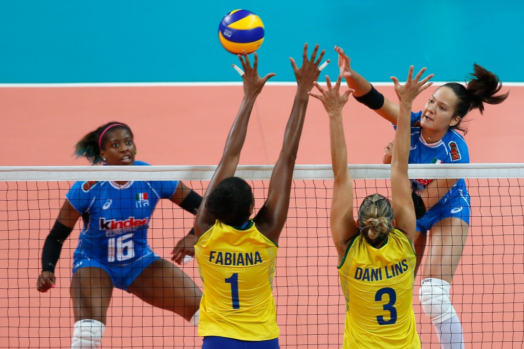 Brazil came from behind to win on home soil in Rio