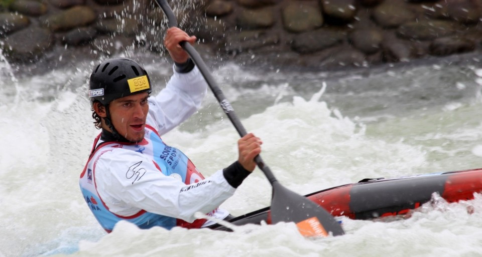 Grigar and Beňuš among qualification winners as Slovakia lead way at ICF Canoe Slalom World Cup