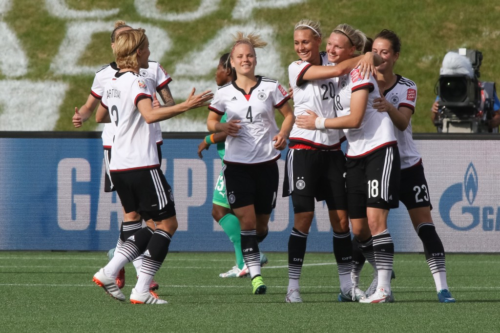 Germany completely outclassed Ivory Coast to get their FIFA Women's World Cup campaign off to the perfect start ©Getty Images