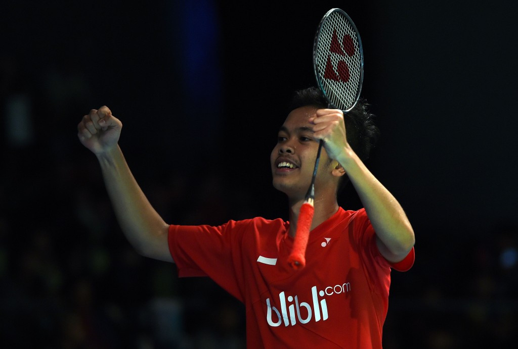 World champion crashes out of BWF Australia Super Series