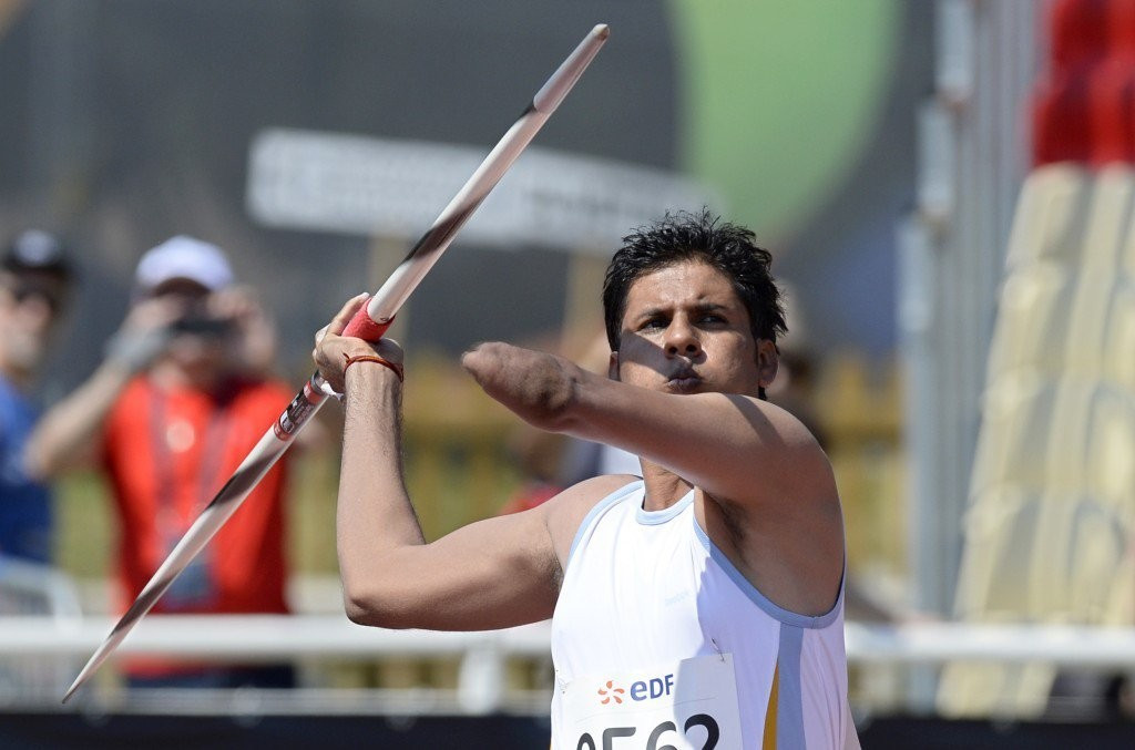 India will hope to follow the success of two-time Paralympic champion Devendra Jhajharia in Tokyo ©Getty Images