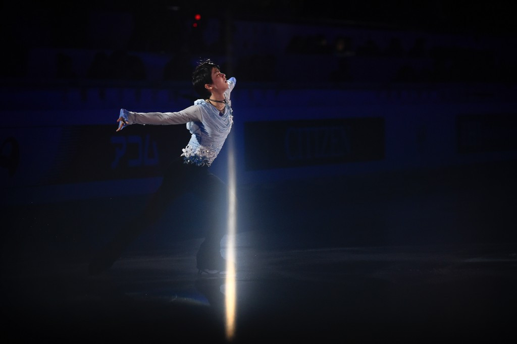 """Skating is """"very optimistic"""" about working with the Olympic Channel ©Getty Images"""