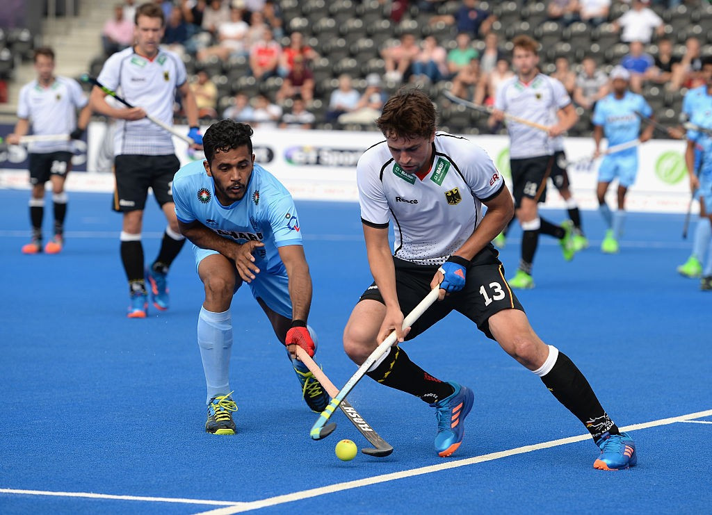 Holders Germany snatch a draw against India on opening day of men's FIH Champions Trophy
