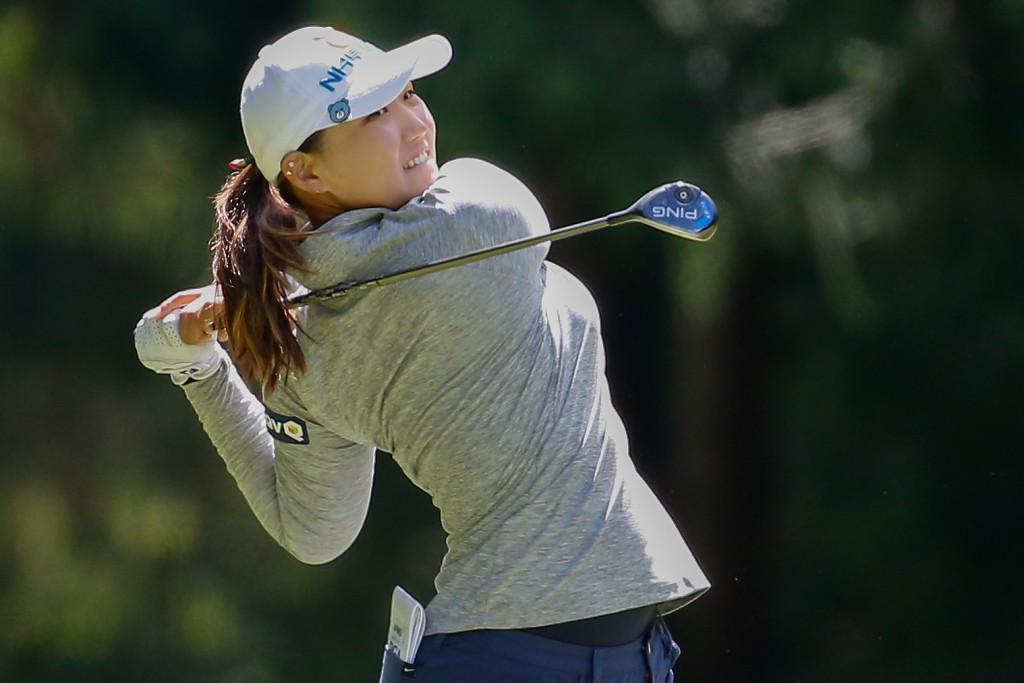 Lee joins Henderson at top of KPMG Women's PGA Championship leaderboard