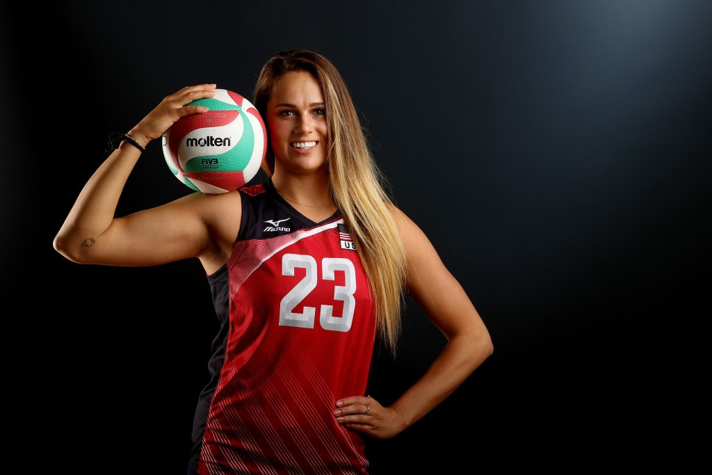 Defending champions United States begin FIVB Grand Prix defence with victory