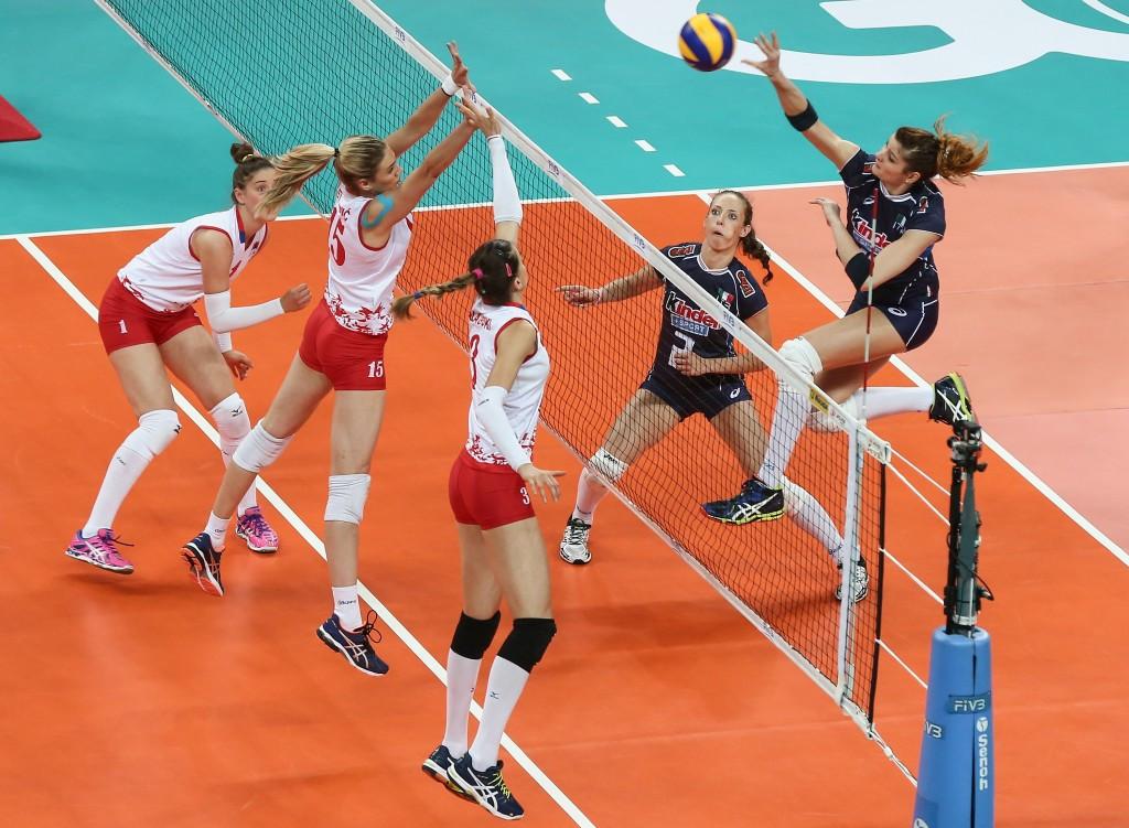 Italy defeated Serbia in Rio de Janeiro