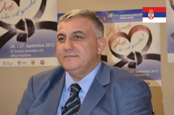 Todorov elected President of Serbian Judo Federation for fifth time