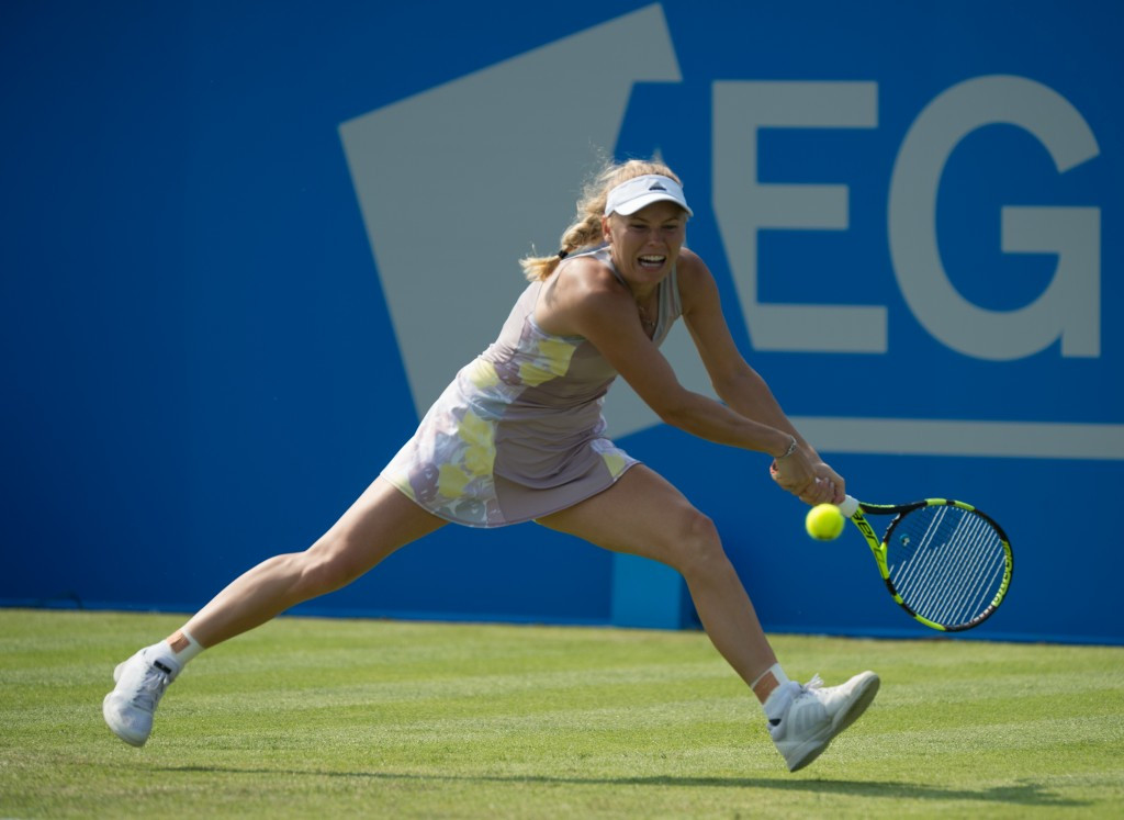Caroline Wozniacki could miss out on competing at Rio 2016 ©Getty Images